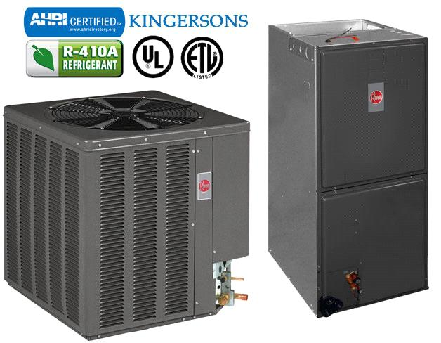 4 Ton Air Conditioning Heating Units